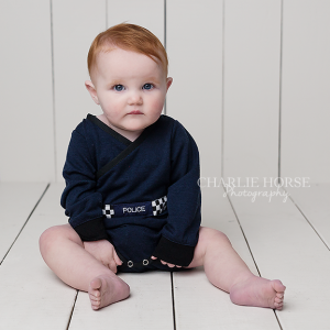 Police Onesies – Long Sleeve