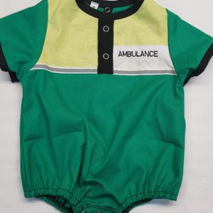 Ambulance Romper 2