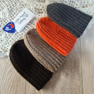 New Knitted Beanies