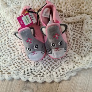 New Pink Slippers