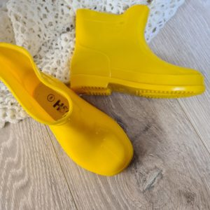 Preloved Gumboots Yellow
