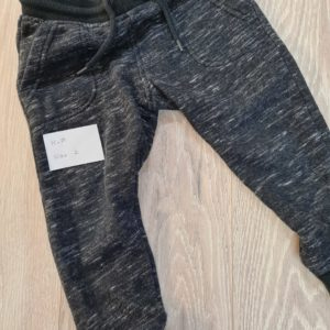 Preloved Charcoal Trackie